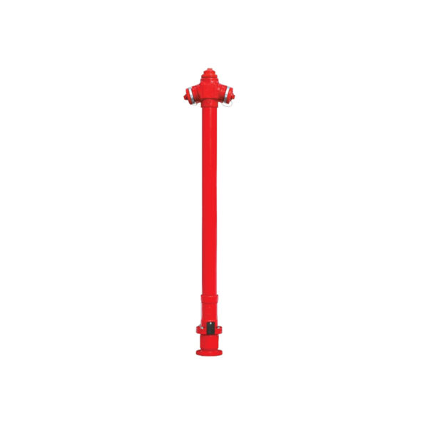 Hidrant suprateran neretezabil