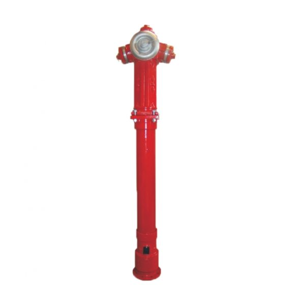 Hidrant suprateran protectie la rupere